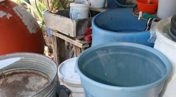 Baja California: Aquí la lista de colonias que no tendrán agua este lunes 21 de septiembre. (El Sol de Tijuana)