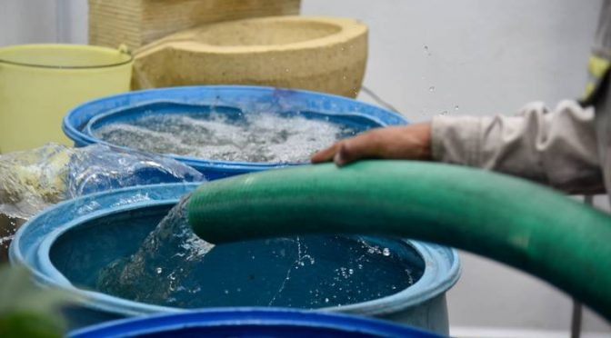 Anticipan discusión pendiente sobre Ley General de Aguas (Siete24)