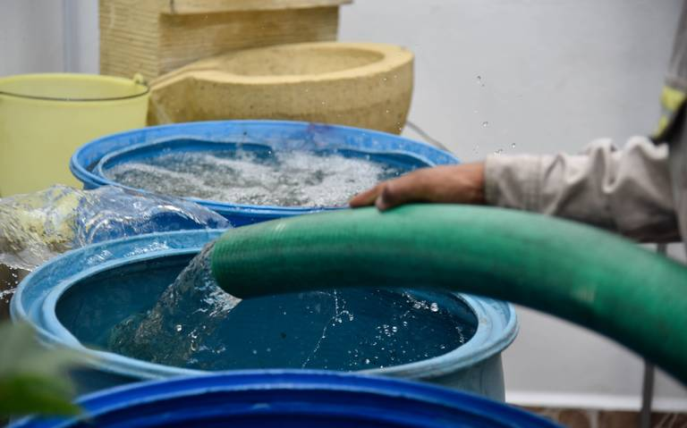 Aquí las colonias que tendrán corte de agua este jueves 24 de septiembre (El Sol de Tijuana)