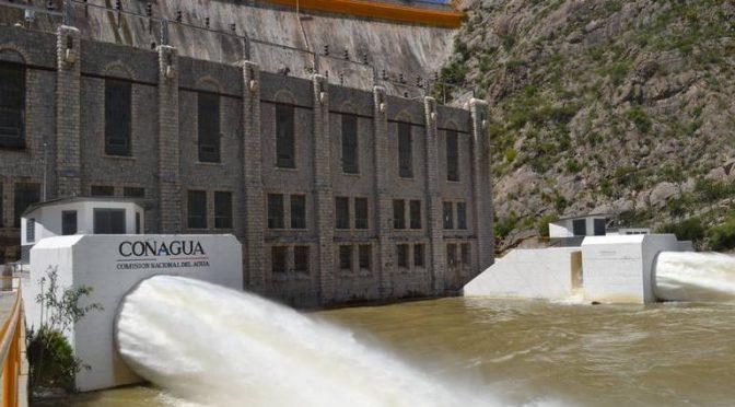 Llaman agricultores a crear Frente Nacional por la defensa del agua (El Heraldo de Chihuahua)
