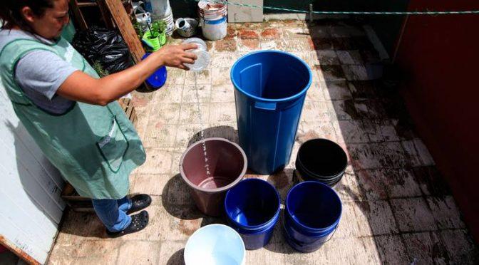 Urgen nueva ley de Aguas para la CDMX (La Prensa)