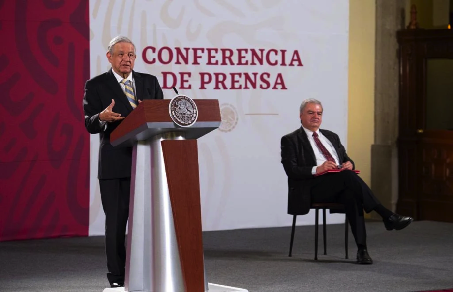 AMLO CONFIRMA PRESIÓN DE EU PARA QUE CHIHUAHUA ENTREGUE AGUA DE LA BOQUILLA (Reporte Indigo)