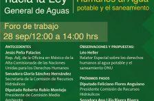Se abre la oportunidad de finalmente tener una Ley General de Aguas (UNAM)
