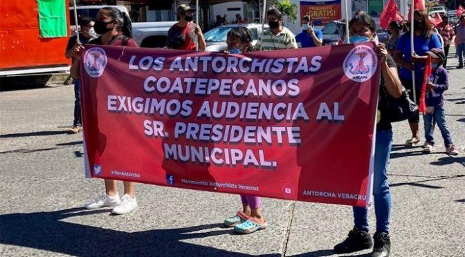 Más de 10 mil pobladores de Coatepec padecen escasez de agua; anuncian protesta para este martes (Libertad Bajo Palabra)