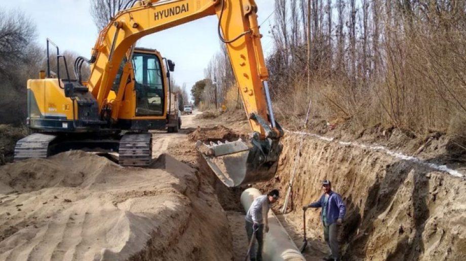 El corte de agua en Roca será total el próximo lunes y martes (Rio Negro)