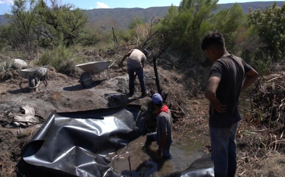 Ambientalistas denuncian amenazas de 'huachicoleros' de agua en Coahuila (Milenio)