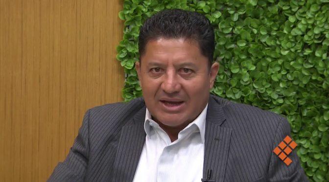Ley General de Aguas, logro de segundo año legislativo: Feliciano Flores (Quadratín Michoacán)