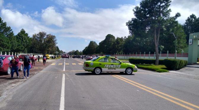 Pobladores de Perote, en Veracruz, bloquean carretera para exigir agua (El Heraldo de México)