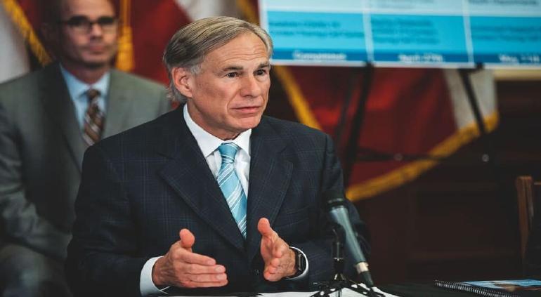 Gobernador de Texas podría discutir este jueves nuevas medidas sobre el coronavirus (Univision)