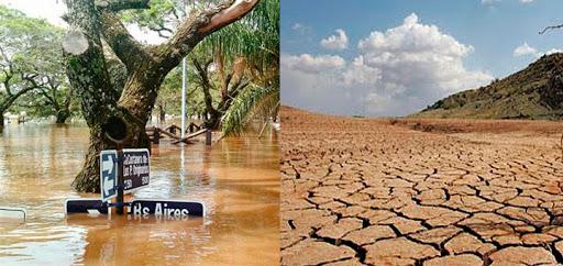 Inundaciones y Sequías