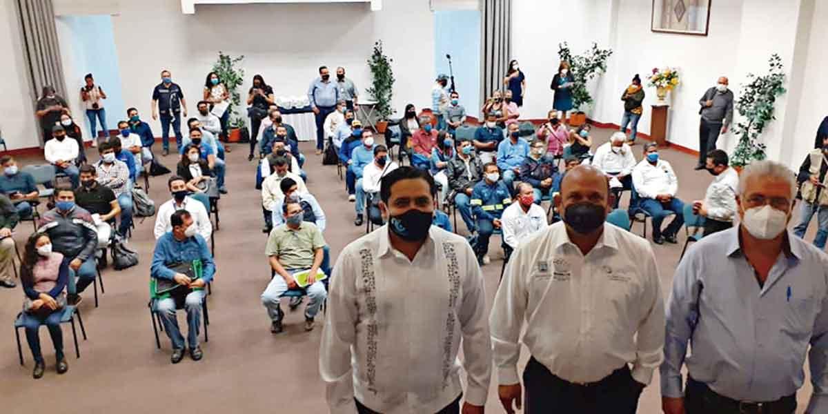 Organizan escuelas del agua a los organismos operadores ( La Jornada Morelos)