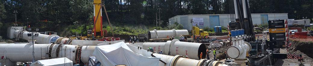 Fuga de agua deja a vecinos sin suministro en Tlalpan (Excelsior)