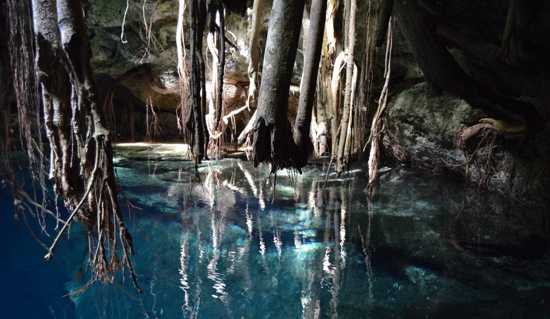 Yucatán: Cenote Xpakay aumenta su nivel de agua (Por Esto)