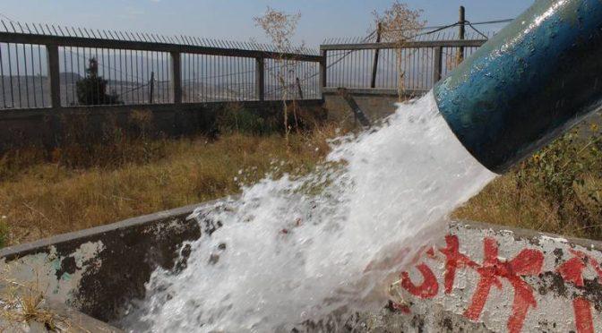 Solo habría agua en Tijuana para 5 años (El Sol de Tijuana)