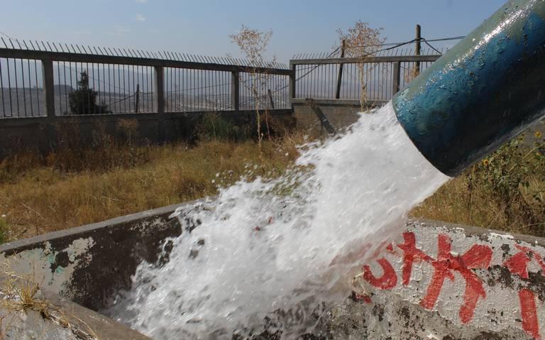 Aún brota agua de alcantarillas (Yucatán)