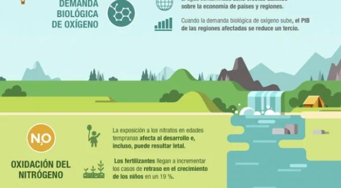 La contaminación del agua: cómo no poner en peligro nuestra fuente de vida (Valor Compartido)
