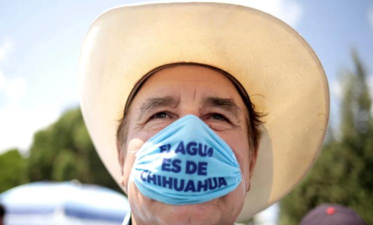 Chihuahua: México se ha vuelto escurridizo para pagar el abono del agua (El Economista)