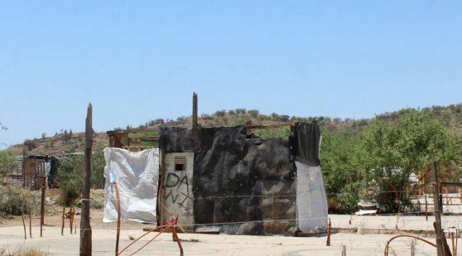 Continúa demanda para entrega de agua potable en invasiones (El sol de Hermosillo)