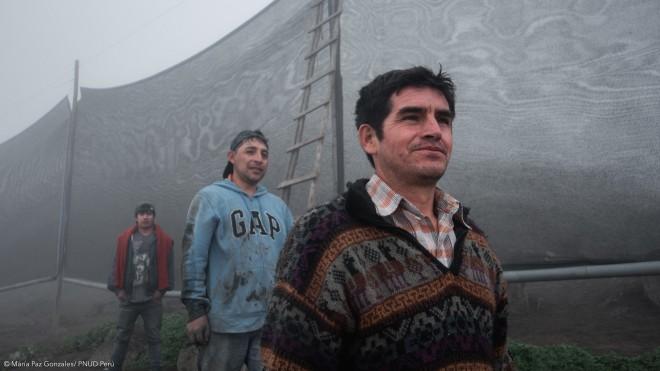 El agua que define la lucha climática de Perú (EFE)