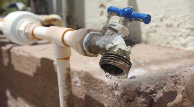 ¡Atención! suspenderán servicio de agua en la zona centro (El sol de Hermosillo)