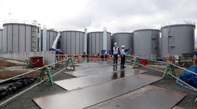 El agua contaminada de Fukushima podría afectar al ADN humano, según Greenpeace (El Confidencial)
