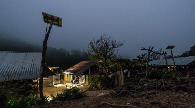 Fundación acciona.org impulsa tecnología sostenible en comunidades vulnerables (Milenio)