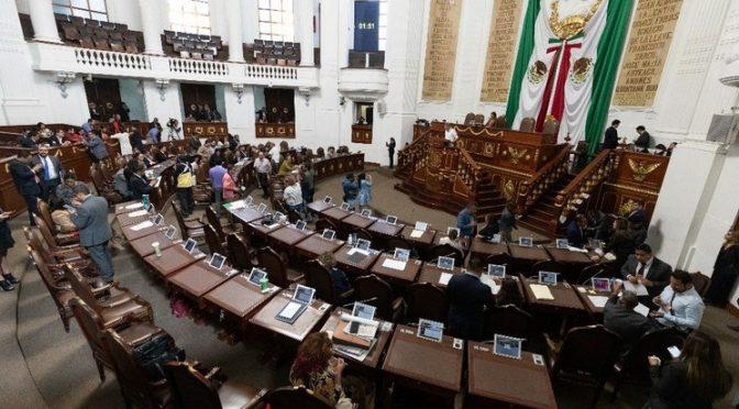Aprueba Congreso CDMX reformas a ley sobre saneamiento del agua (La Jornada)