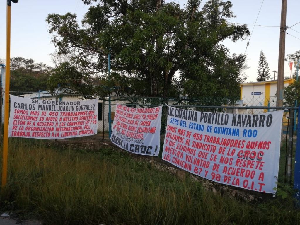 Concesionaria de agua en Quintana Roo inicia paro de labores (La Jornada)