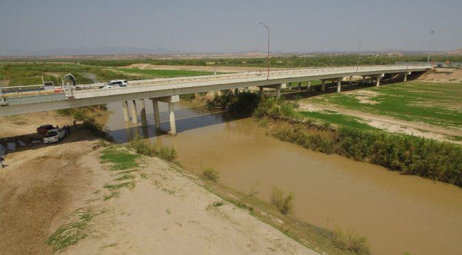 Derecho al agua es igual para Chihuahua, cinco estados más y EU ( Milenio)