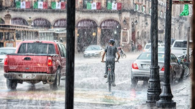CDMX: ¿Por qué Cosechar el Agua de Lluvia? (Forbes)