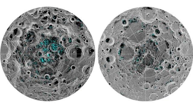 La Nasa confirma que hay agua en la Luna (Forbes)