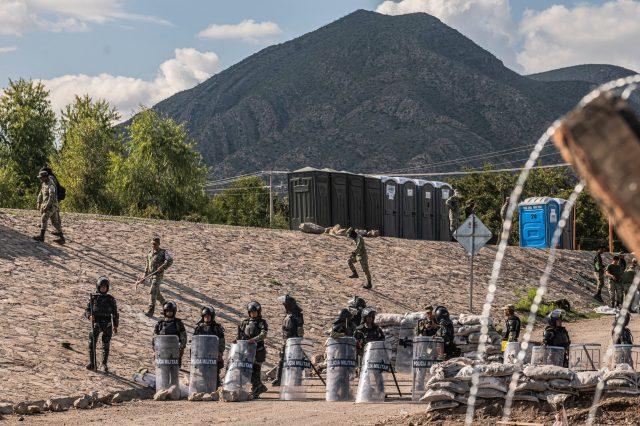 Es una guerra: La lucha por el agua estalla en México (New York Times)