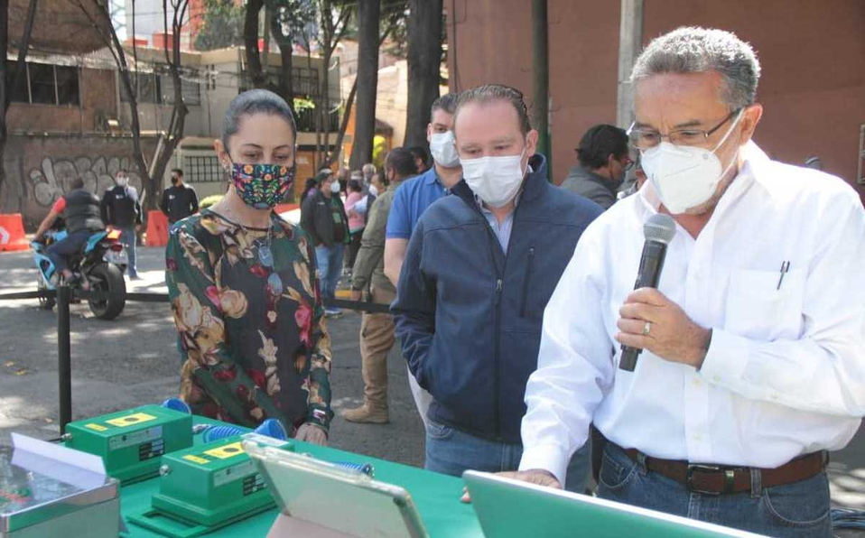 Sectorización de red hidráulica mejorará abasto de agua en la Benito Júarez: Taboada (Milenio)