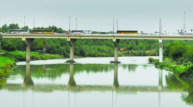 Conflicto de agua se extiende a zona de Tamaulipas (El sol de San Luis)