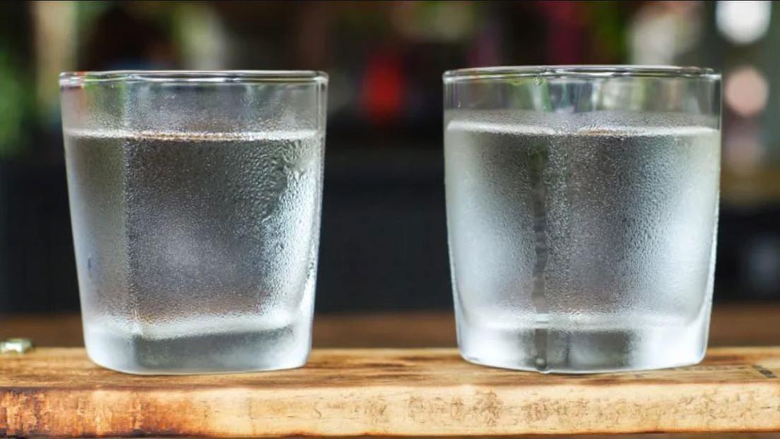 Descubren que el agua tiene dos estados líquidos diferentes – (RT.com)