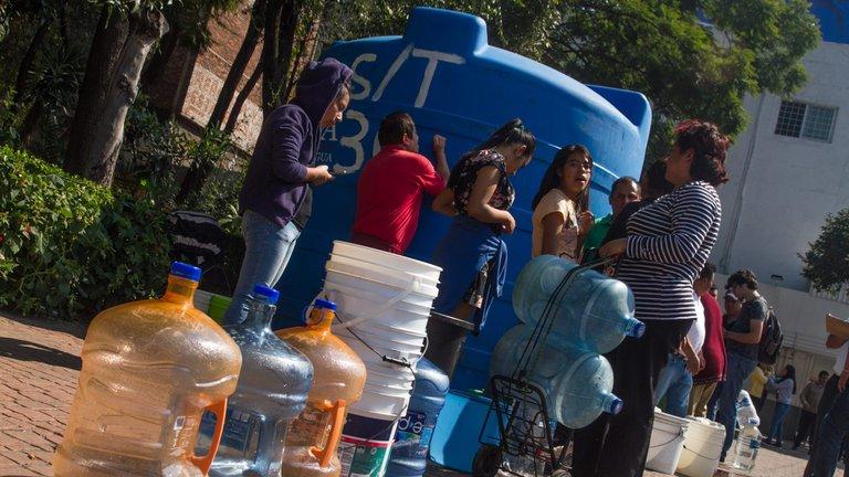 (ZMVM) El Sistema de Agua de la Ciudad de México reducirá el suministro de agua para el Valle de México (Infobae)