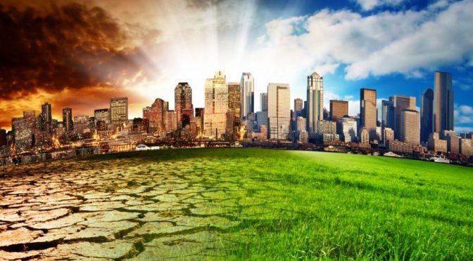 Amenazas ambientales globales (El Universal)