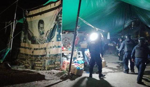 Blinda GN la termoeléctrica, disidentes rechazan acueducto (El Sol de Cuernavaca)