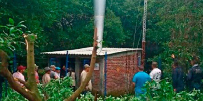 (Michoacán) Cañones antigranizo afectan cuerpos de agua de Zacapu: Investigador (Tzacapu)
