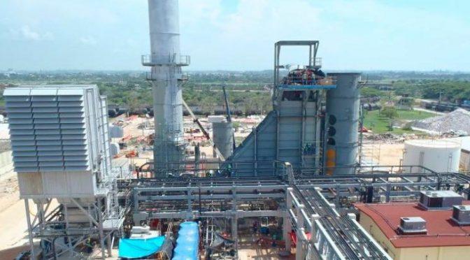 Emitirá CFE convocatoria este mes para planta energética (Luces del Siglo)