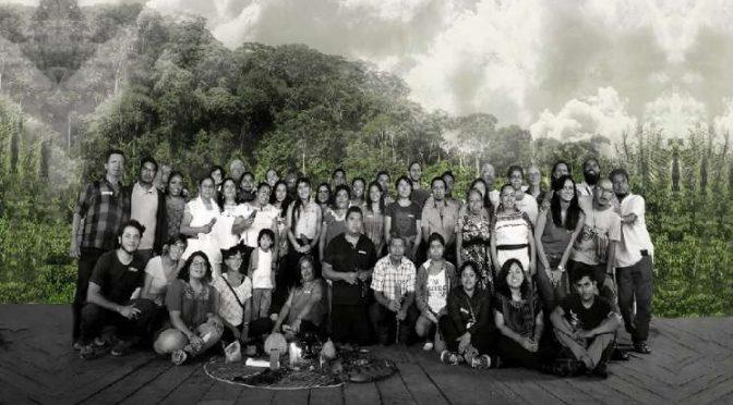 Oaxaca: Justicia ambiental detenida por la pandemia. (Ciudadanía Express)