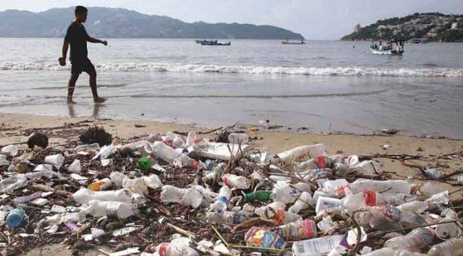 (México) Natural | Playas públicas, ¿bienvenida la basura? (El Sol de México)