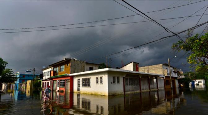 Las inundaciones de Tabasco, la catástrofe anunciada que no pudo evitarse (El País)