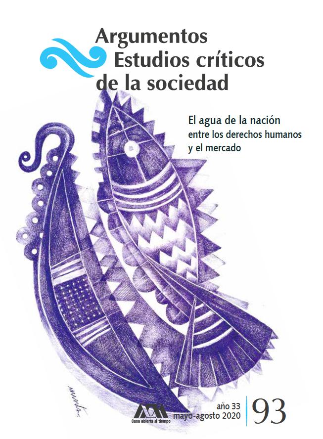 Argumentos estudios críticos de la sociedad. El agua de la nación entre los derechos humanos y el mercado