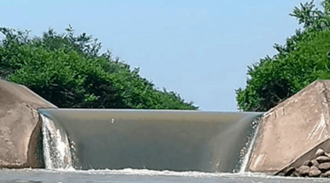 Denuncian ecocidio en Arroyo Moreno; CAB arroja aguas negras (La Silla Rota Veracruz)