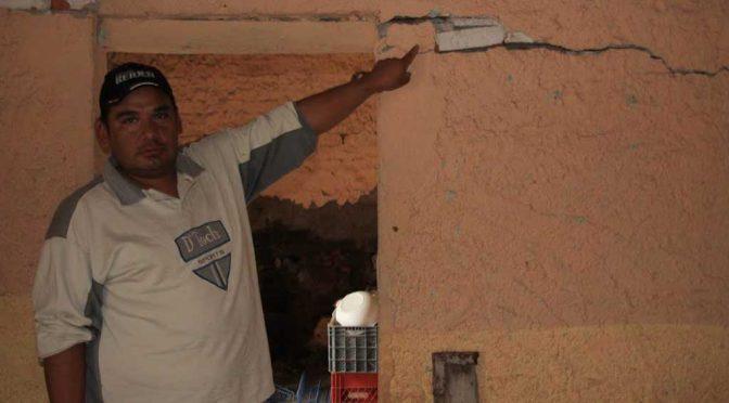 La extracción de agua en Abasolo agrava fallas geológicas (Periódico Correo)