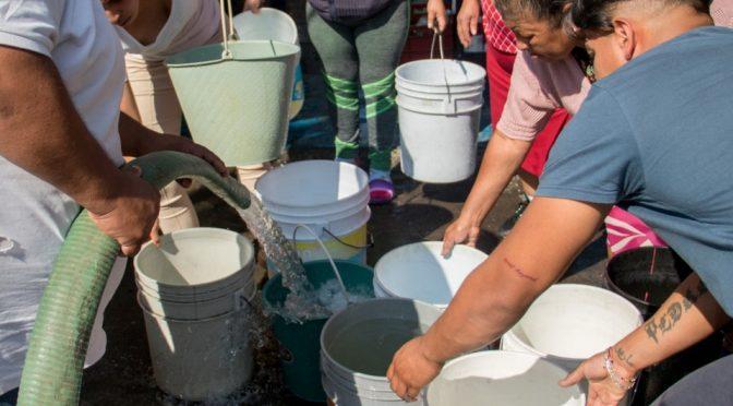 (ZMVM) ¡Prepárate! Habrá recortes en el suministro de agua de CdMx y Edomex (Milenio)