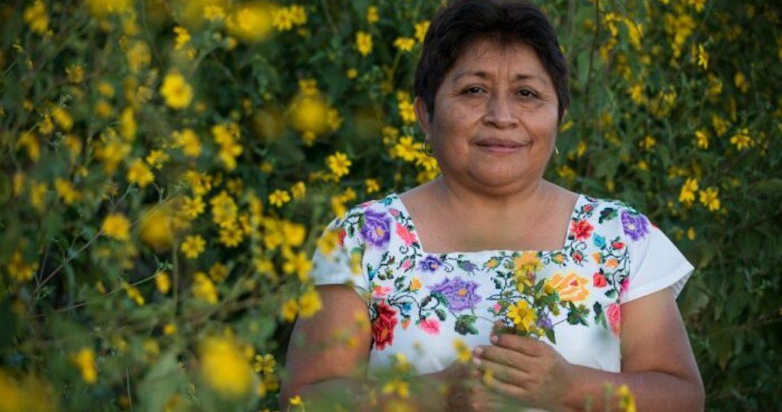 (México)Leydy Pech, indígena maya que le puso un hasta aquí a Monsanto, gana premio ambiental global (Sin embargo)
