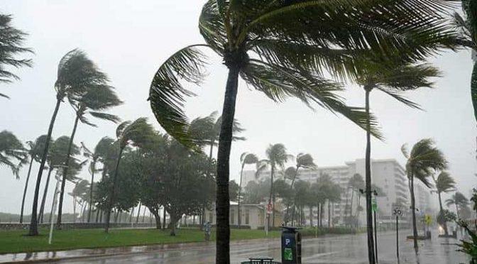 Lleva Eta más agua a Florida