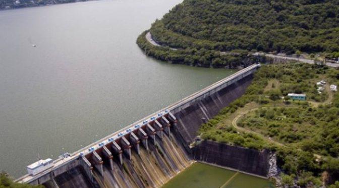 Presas mexiquenses sin recuperar el 100% de su nivel de agua